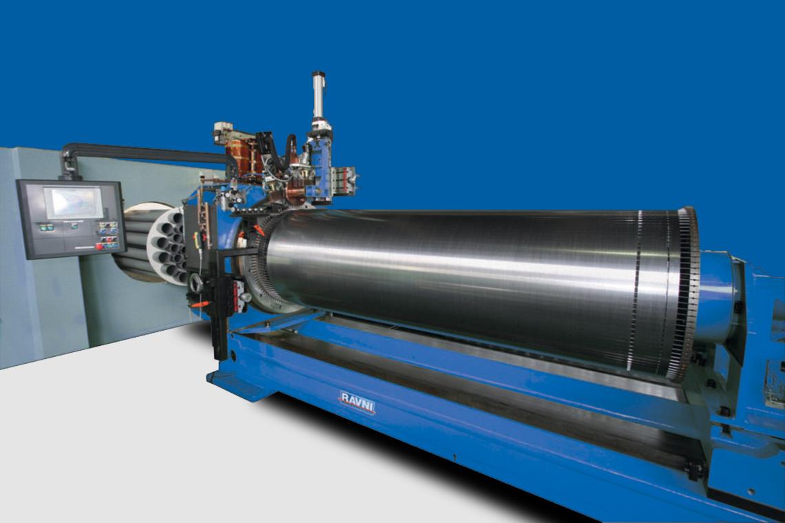 Maschinen für die Filterindustrie