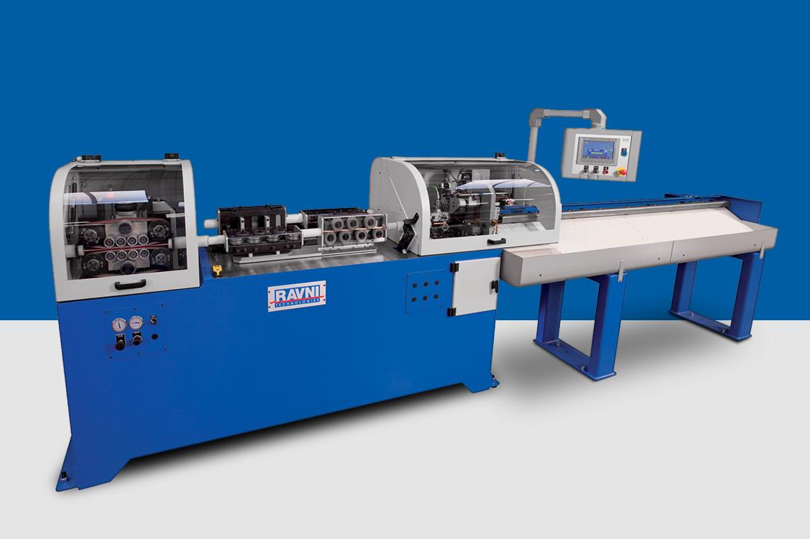 Maschinen für die Rohrindustrie